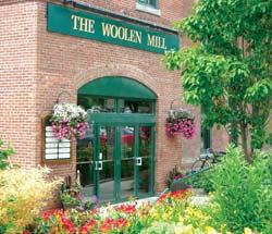 Woolen Mill facade